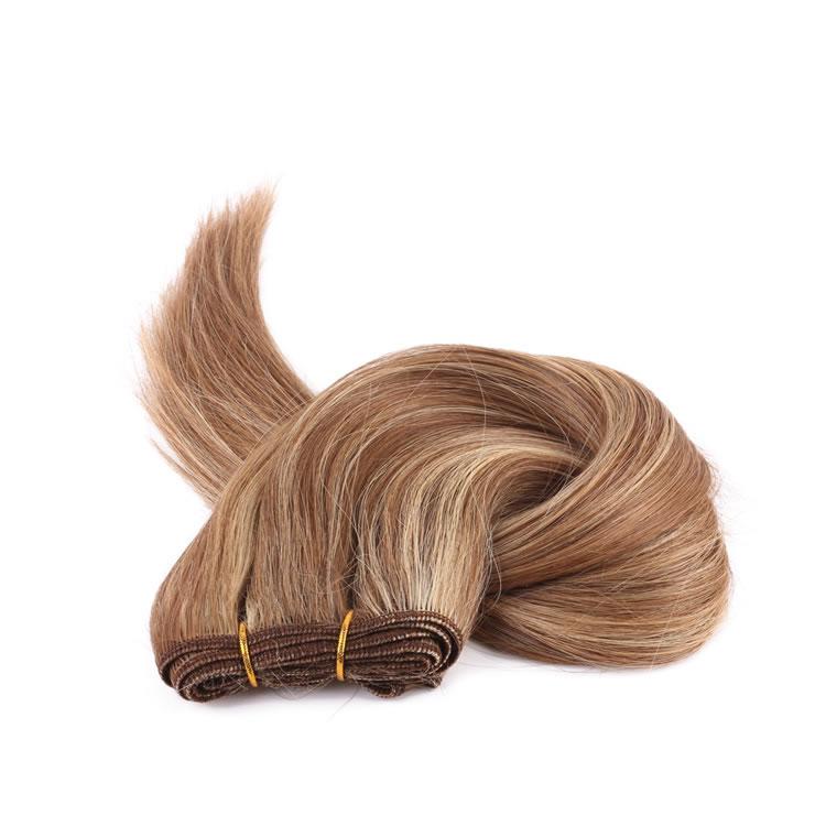 100 brazilian remy human hair weave dark brown hair with medium 100 brazilian remy human hair weave dark brown hair with medium blonde highlights 8 10 24 hair extensions straight weft 18 100 gram pmusecretfo Gallery