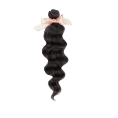 Malaysian Virgin Remy Hair Extensions Loose Wave hair 12-26 inch 100g Natural Black Good Quality Factory Price