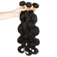 "9pcs bundle deal bodywave size 14"" to 30"" free shipping free gift"